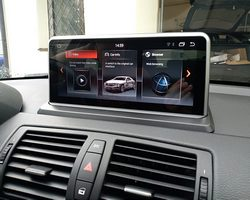 BMW seria 1 E87 stacja na systemie Android