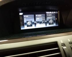 BMW E65 stacja na systemie Android