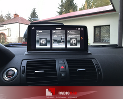 BMW E87 stacja na systemie Android