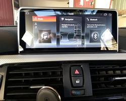 BMW F30 stacja na systemie Android