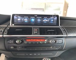 BMW X6 E71 stacja na systemie Android