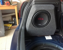 VW Golf V Car Audio