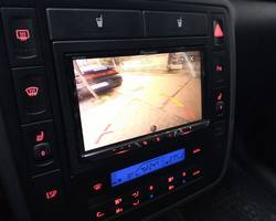 VW Sharan upgrade audio i stacja Pioneer