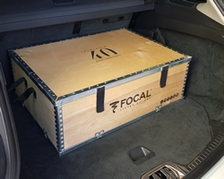 Volvo V60 system Focal 40th
